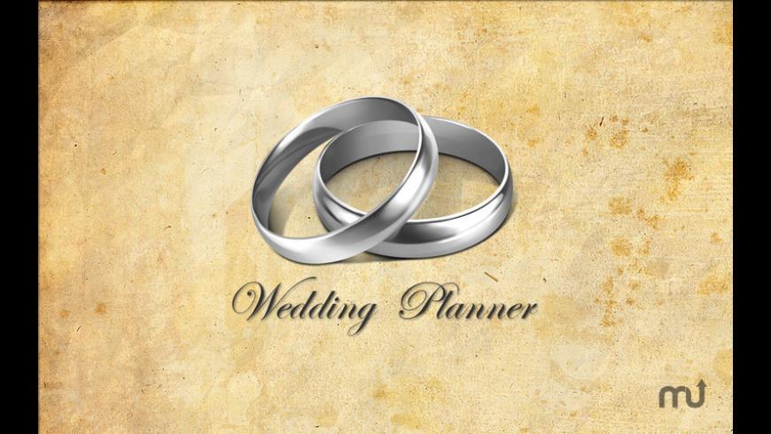 Wedding Planner for Mac - review, screenshots