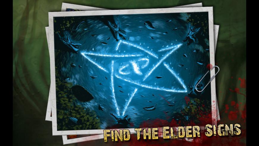 Elder Sign: Omens for Mac - review, screenshots