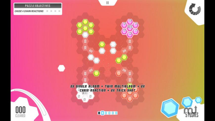 Fractal : Make Blooms Not War for Mac - review, screenshots