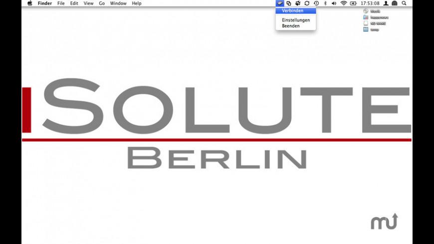 WebDAV Client for Mac - review, screenshots