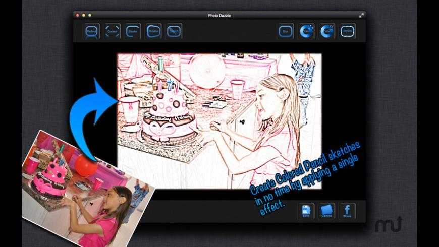 Photo Dazzle for Mac - review, screenshots
