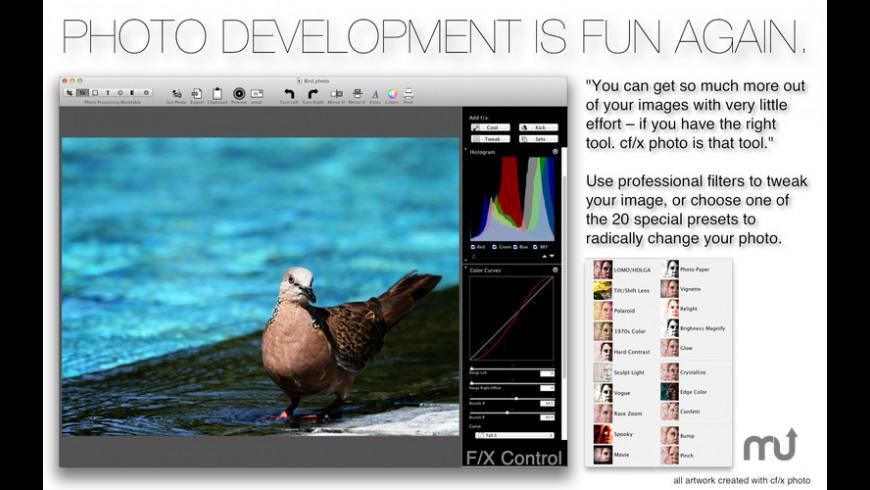 photo for Mac - review, screenshots