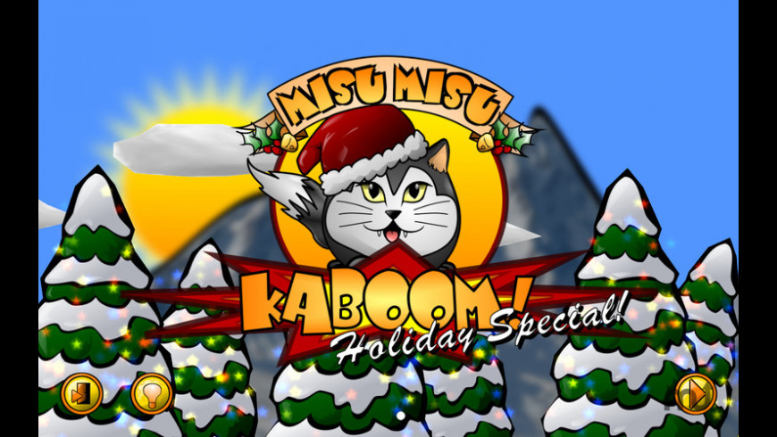 Misu Misu Kaboom! Holiday Special! for Mac - review, screenshots