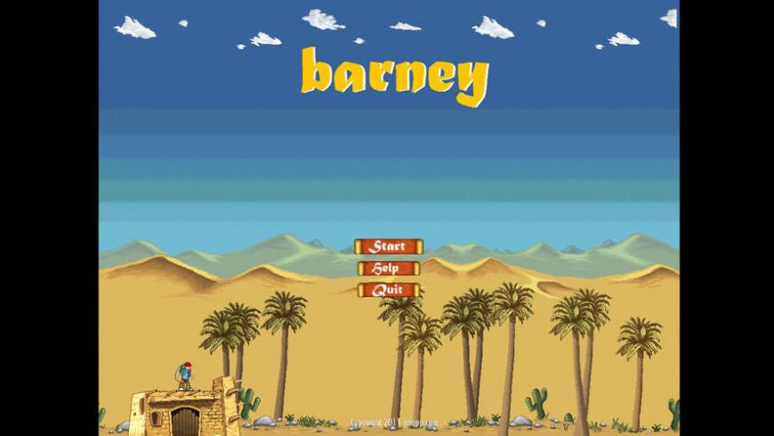 Barney for Mac - review, screenshots