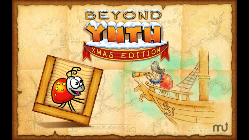 Beyond Ynth Xmas Edition HDX for Mac - review, screenshots