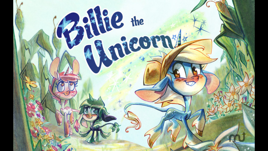 Billie the Unicorn in 3D for Mac - review, screenshots