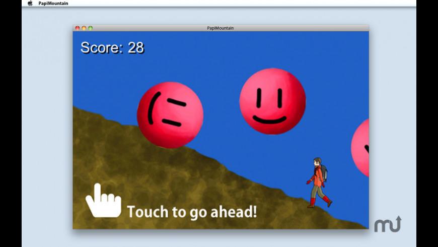 PapiMountain for Mac - review, screenshots