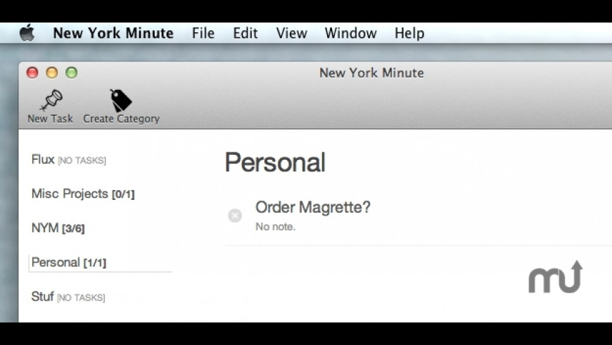 New York Minute for Mac - review, screenshots