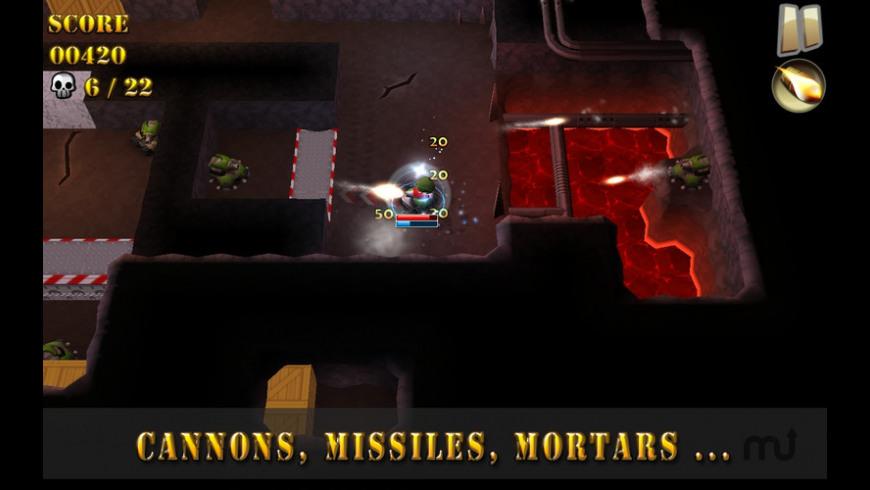 Tank Riders for Mac - review, screenshots