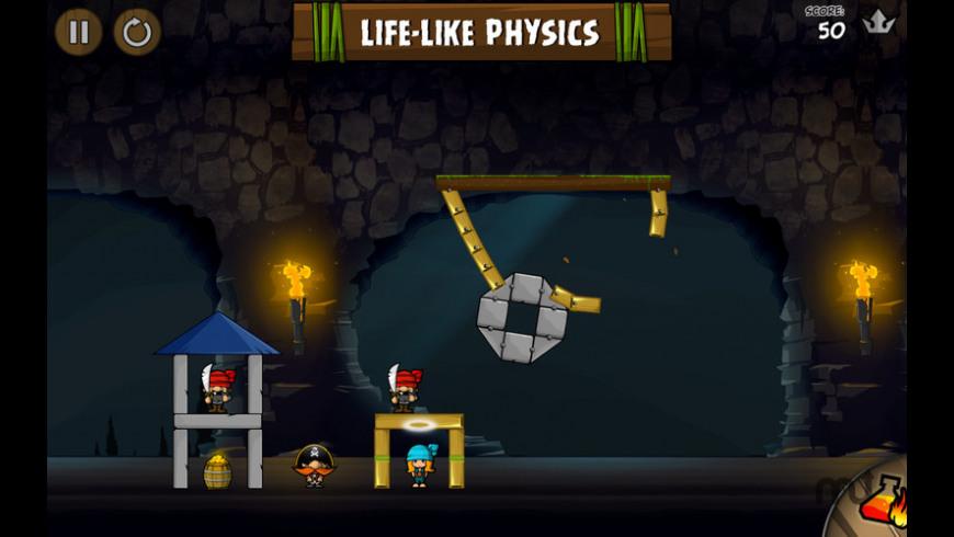 Siege Hero HD for Mac - review, screenshots