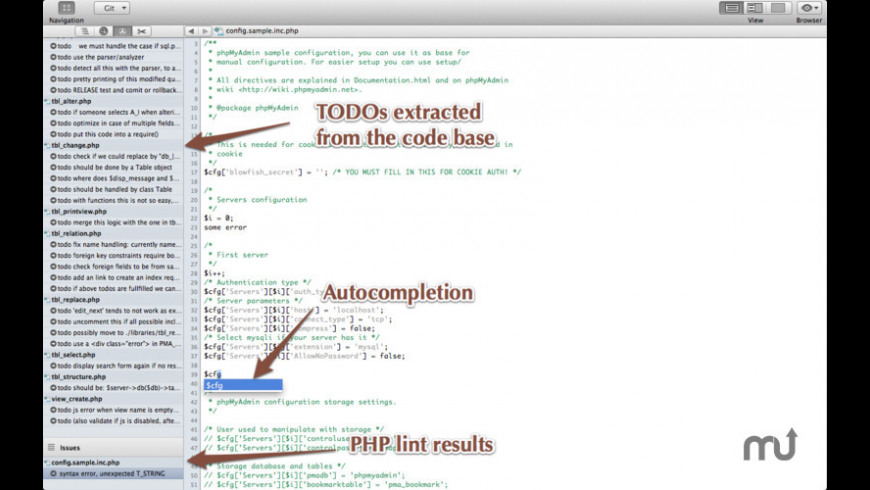 Webbed for Mac - review, screenshots