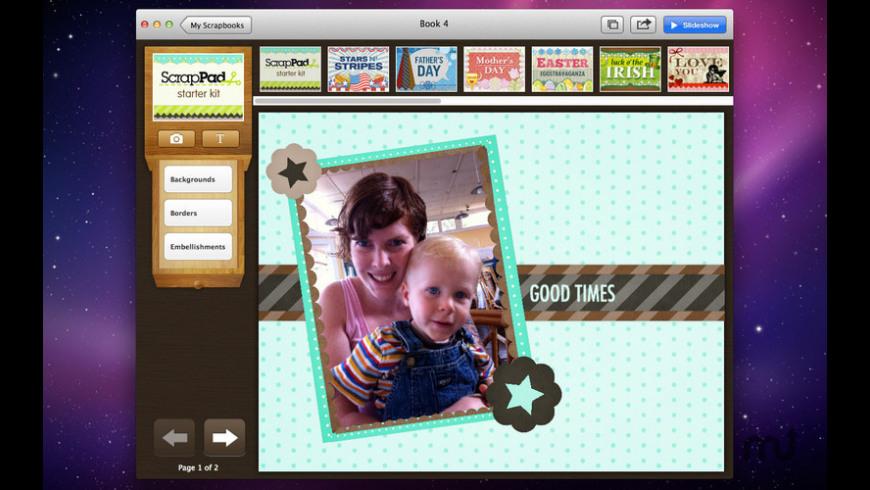 ScrapPad for Mac - review, screenshots