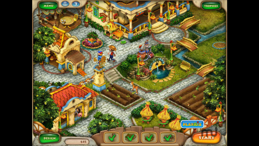 Farmscapes for Mac - review, screenshots