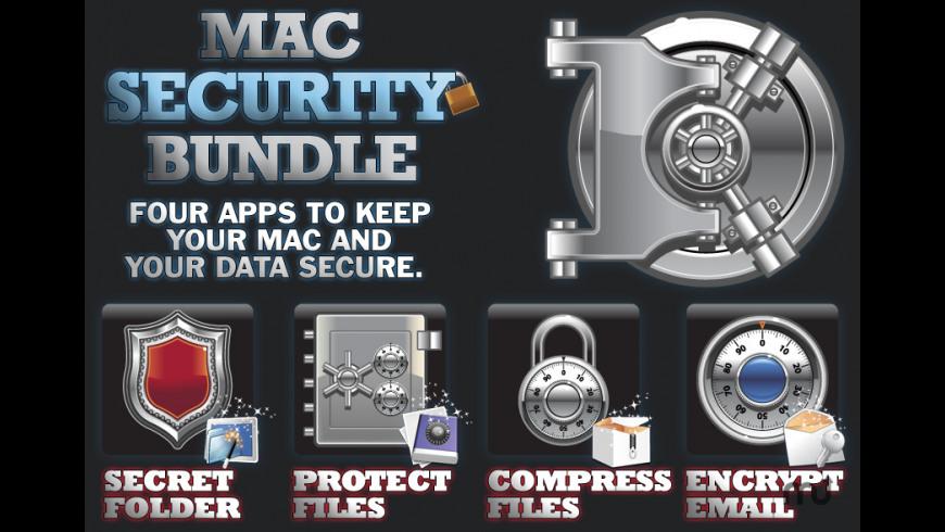 Mac Security Bundle for Mac - review, screenshots