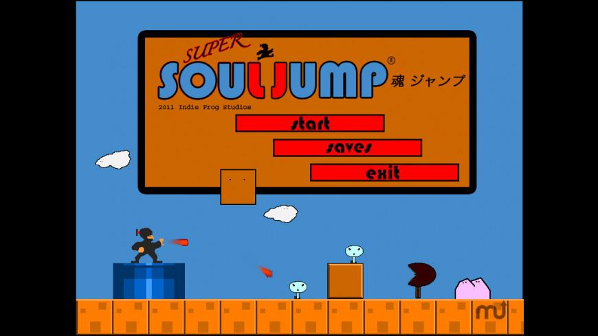 Super Soul Jump for Mac - review, screenshots