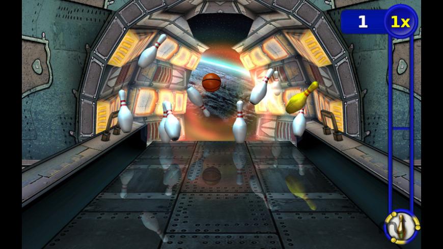 Gutterball - Golden Pin Bowling for Mac - review, screenshots