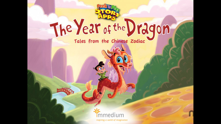 The Year of the Dragon in 3D for Mac - review, screenshots
