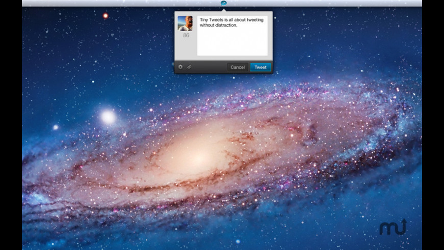 Tiny Tweets for Mac - review, screenshots