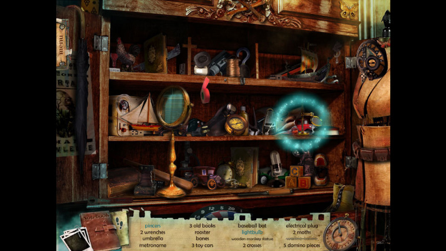 Youda Mystery: The Stanwick Legacy for Mac - review, screenshots