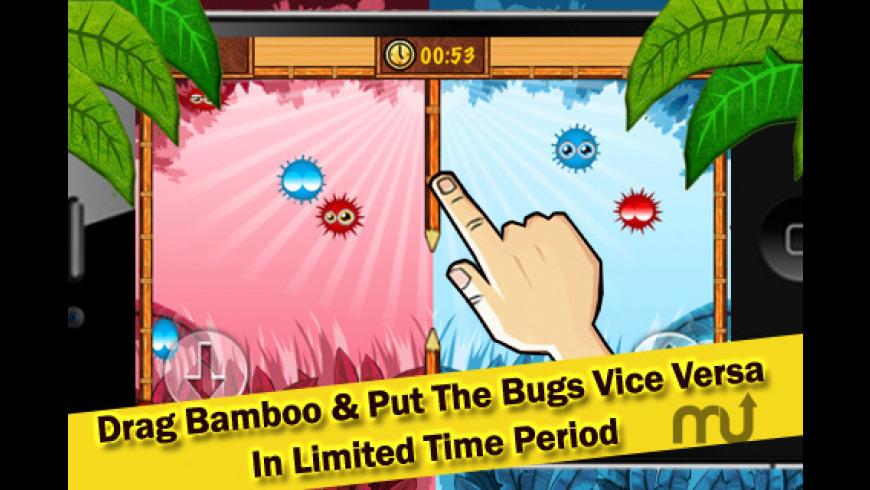 Spongy Bugs for Mac - review, screenshots
