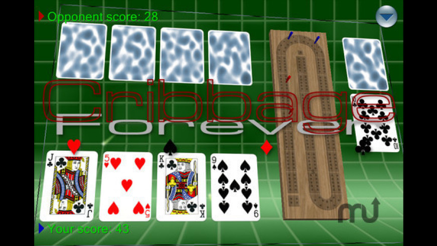 Cribbage Forever for Mac - review, screenshots