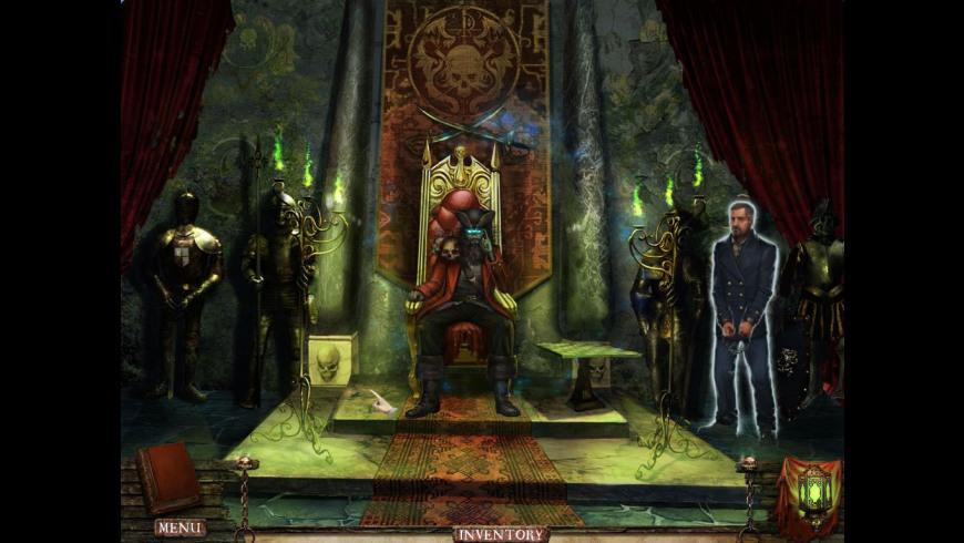 Written Legends: Nightmare At Sea for Mac - review, screenshots