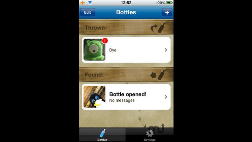 7Bottles for Mac - review, screenshots