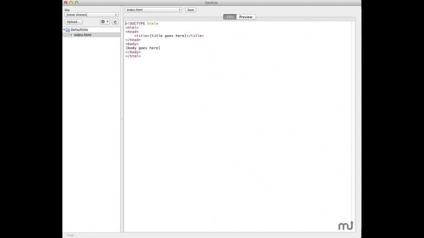 SiteKite for Mac - review, screenshots