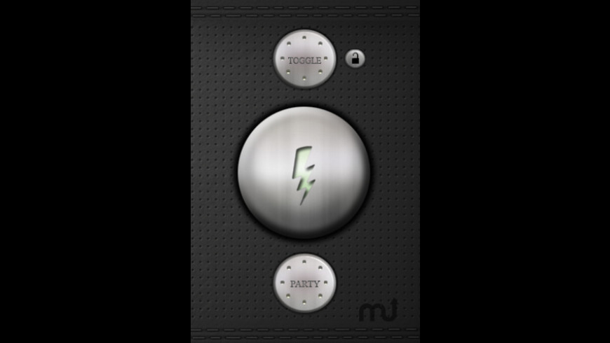 Music Strobe Generator for Mac - review, screenshots