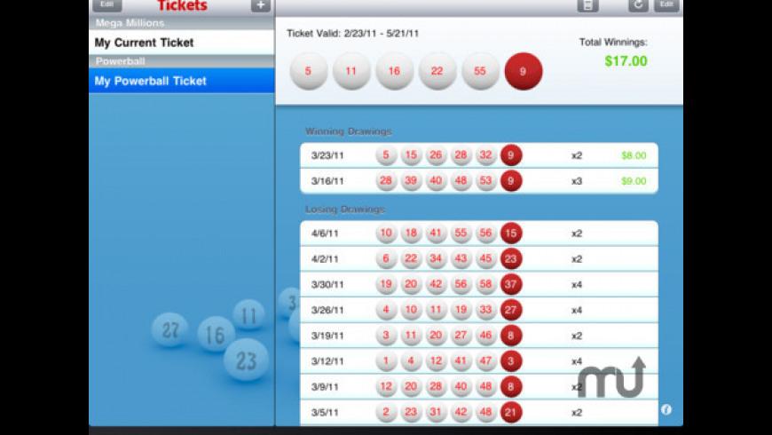 DidIWin for Mac - review, screenshots