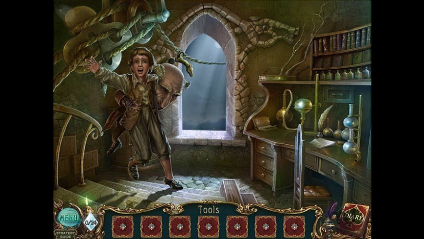 Haunted Legends: The Bronze Horseman for Mac - review, screenshots