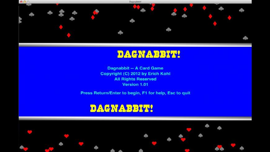 Dagnabbit for Mac - review, screenshots