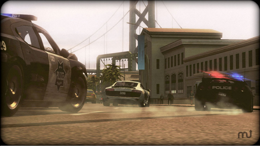 Driver San Francisco Deluxe Edition for Mac - review, screenshots