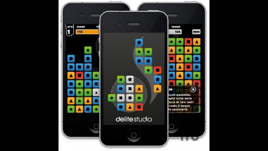 Delite Blocks for Mac - review, screenshots