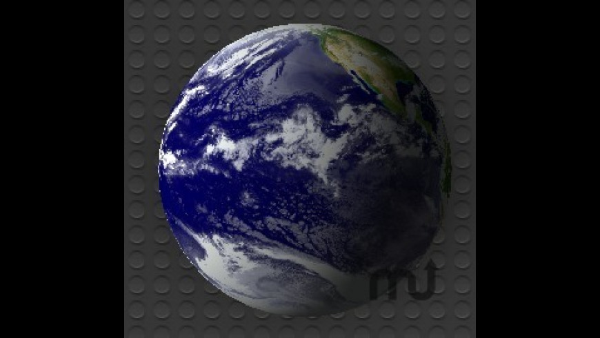 Earth Widget for Mac - review, screenshots