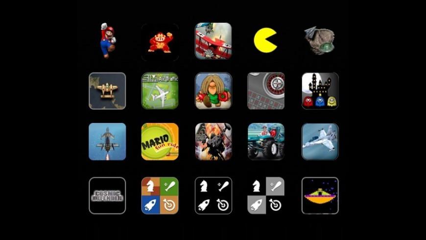 GameWidget for Mac - review, screenshots