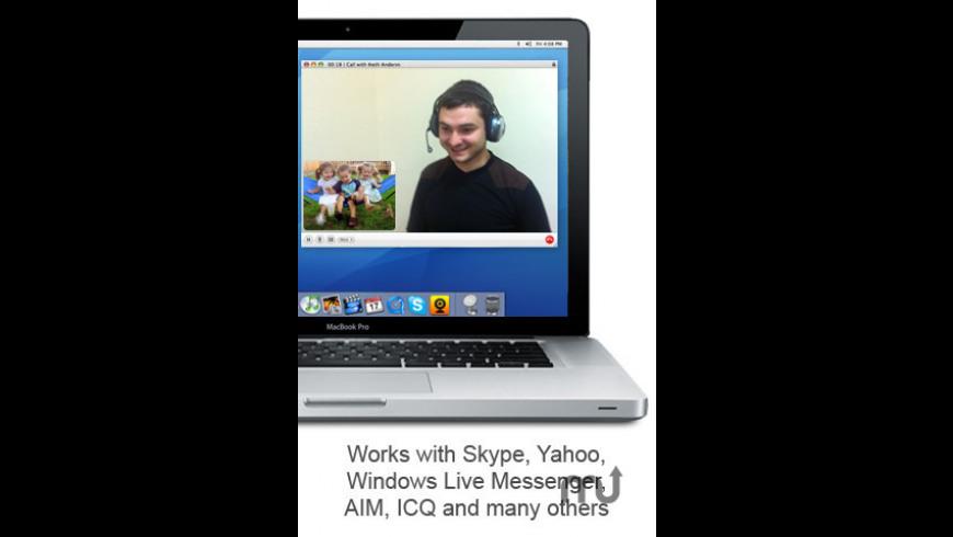 Mobiola WebCamera for iPhone for Mac - review, screenshots