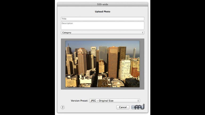 500-wide for Mac - review, screenshots