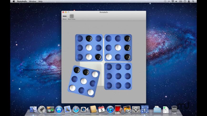 Pentaballs HD for Mac - review, screenshots