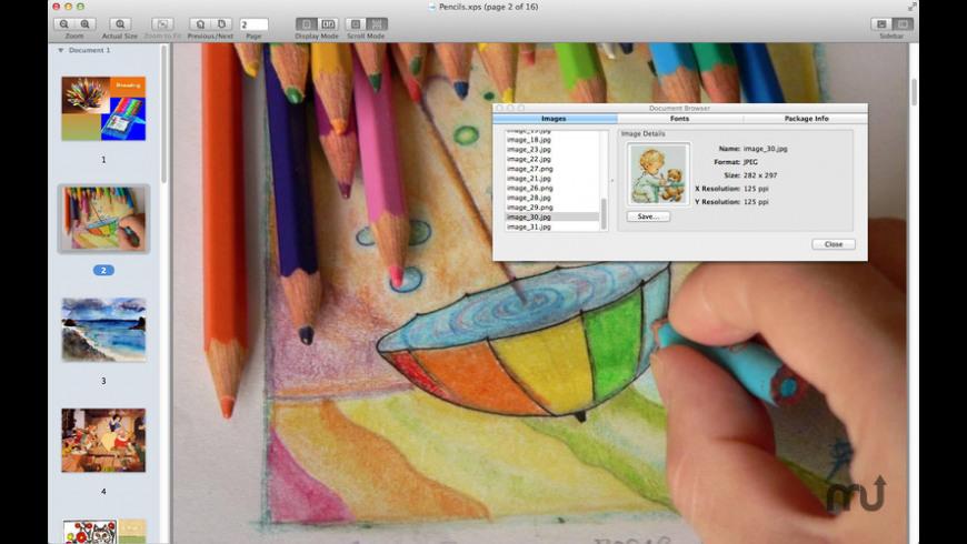 XPSReader for Mac - review, screenshots