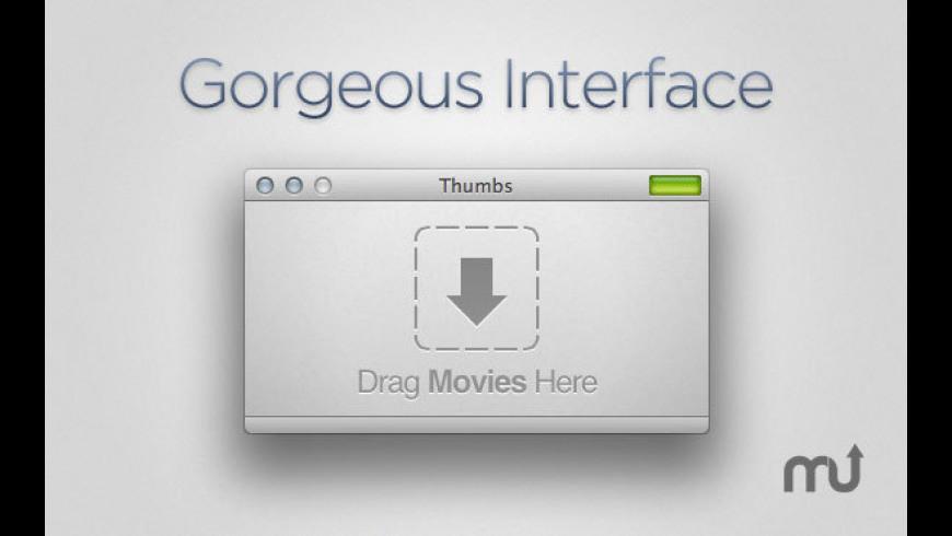 Thumbs for Mac - review, screenshots