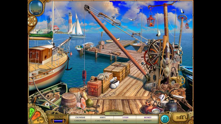 Nemo's Secret: The Nautilus for Mac - review, screenshots