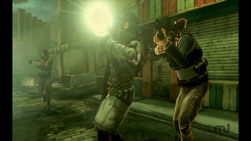 The Darkness II for Mac - review, screenshots