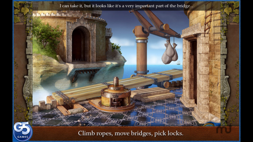 Royal Trouble: Hidden Adventures for Mac - review, screenshots
