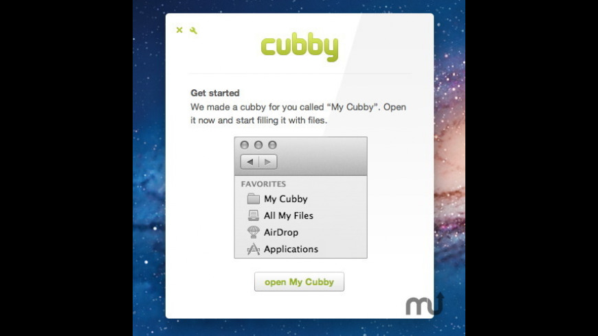 Cubby for Mac - review, screenshots