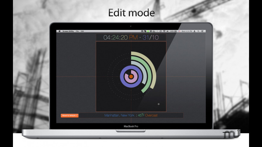 Live Wallpaper for Mac - review, screenshots