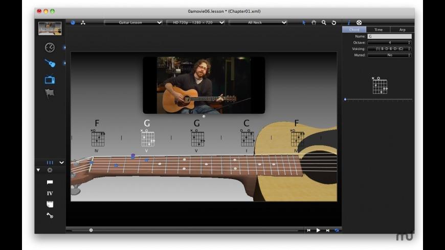 Lessonator for Mac - review, screenshots