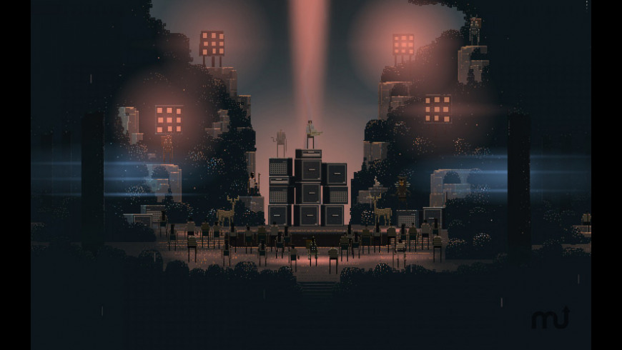 Superbrothers: Sword & Sworcery EP for Mac - review, screenshots