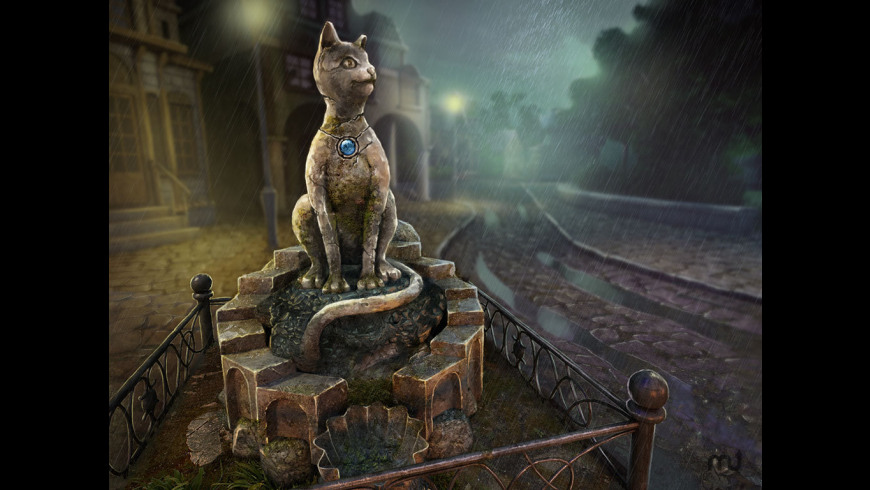 Ghost Towns: The Cats Of Ulthar CE for Mac - review, screenshots