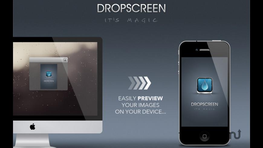 Dropscreen for Mac - review, screenshots